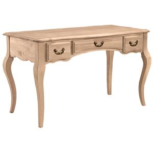 John Thomas SELECT Home Office Country French Writing Desk