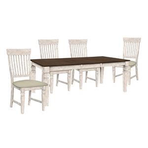 Java Table and Chairs