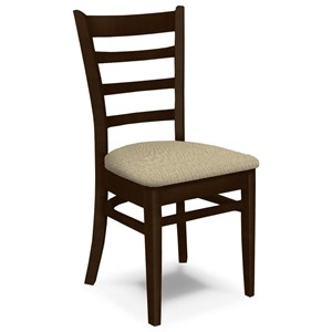 Emily Side Chair with Ladderback