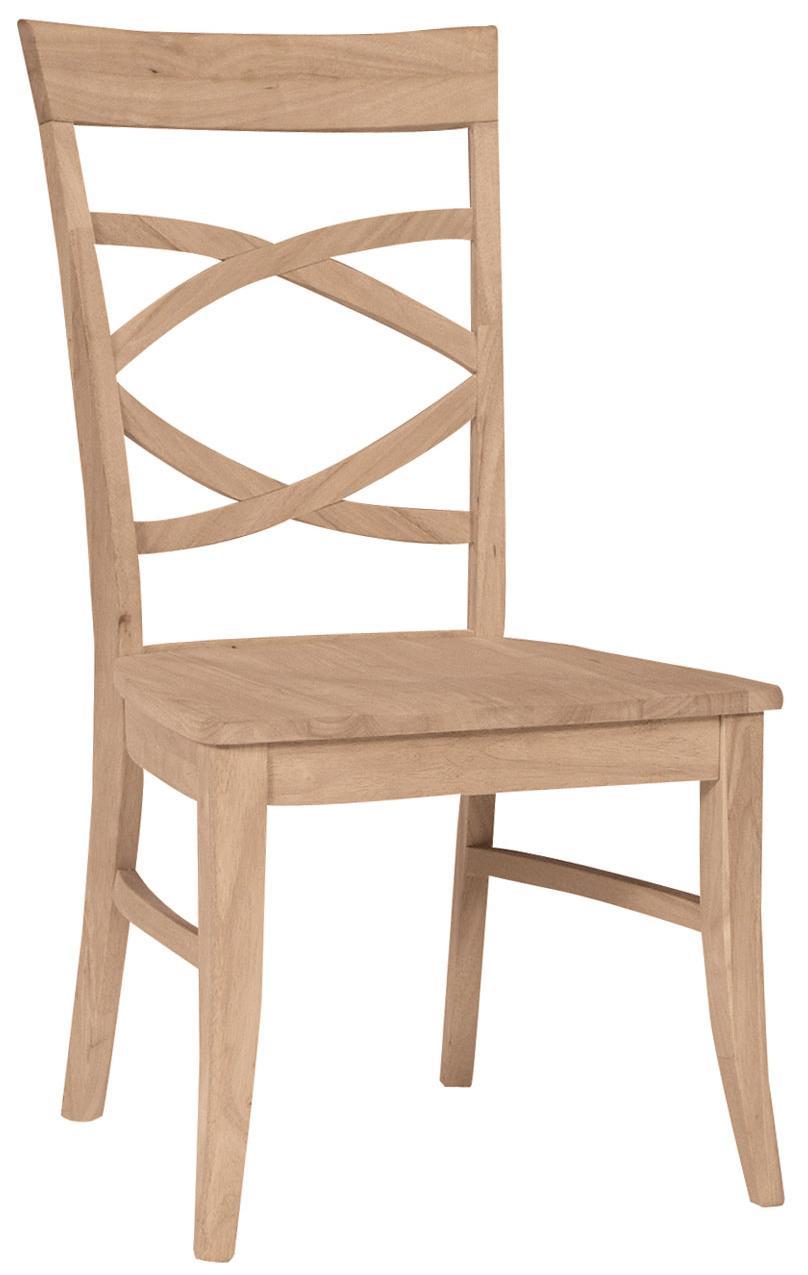 SELECT Dining Milano Chair by John Thomas at Furniture Barn