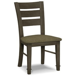 Tuscany Side Chair with Ladder Back