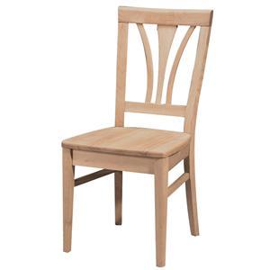 John Thomas SELECT Dining Fanback Chair