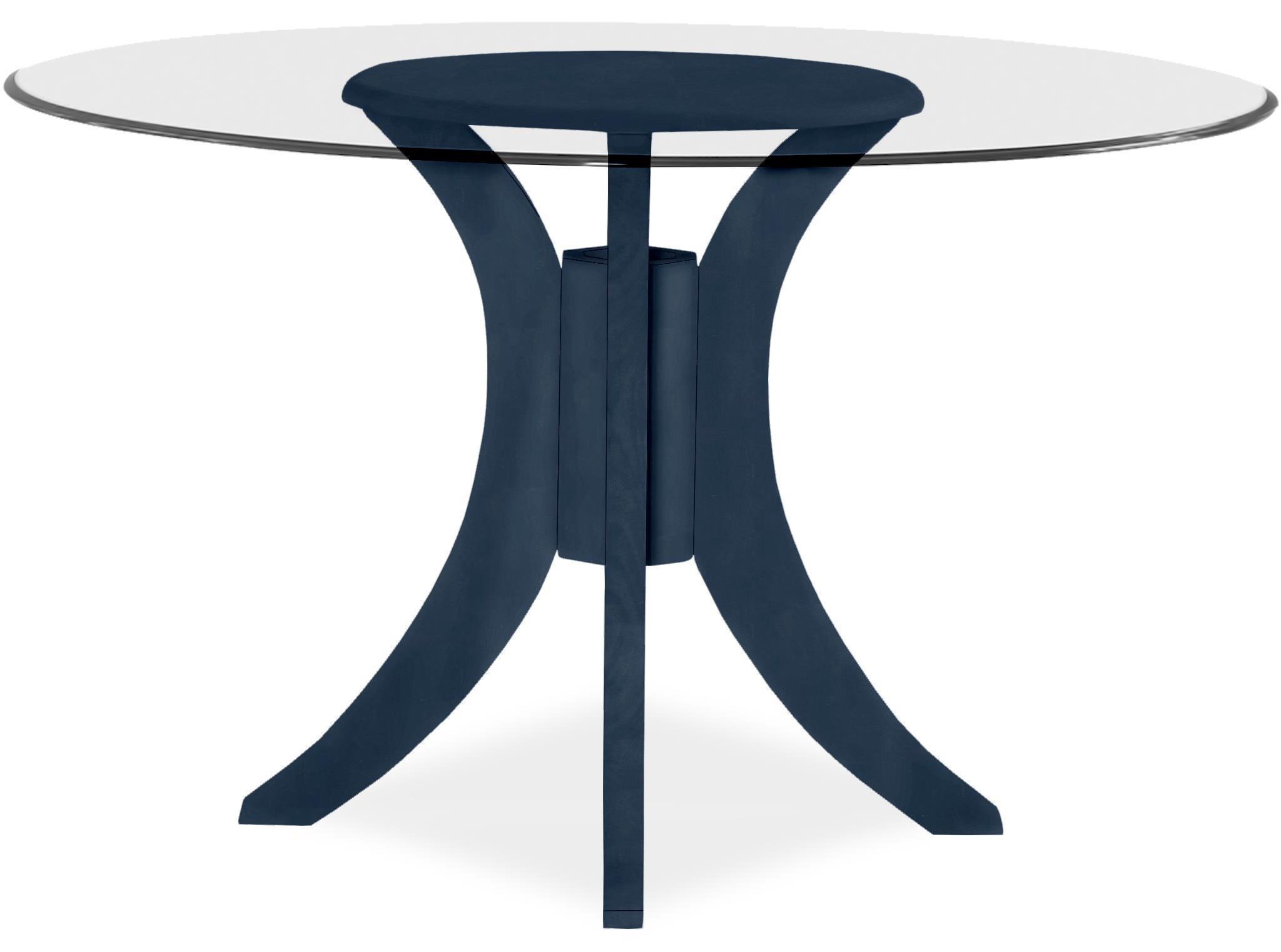 SELECT Dining Round Dining Table by John Thomas at Baer's Furniture