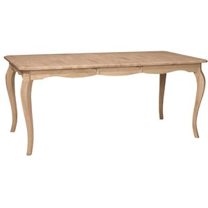 John Thomas SELECT Dining Country French Butterfly Leaf Table