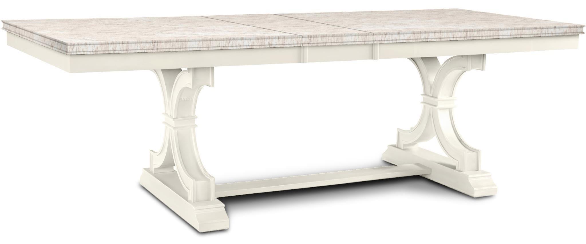 Sonoma TRESTLE TABLE by John Thomas at Johnny Janosik