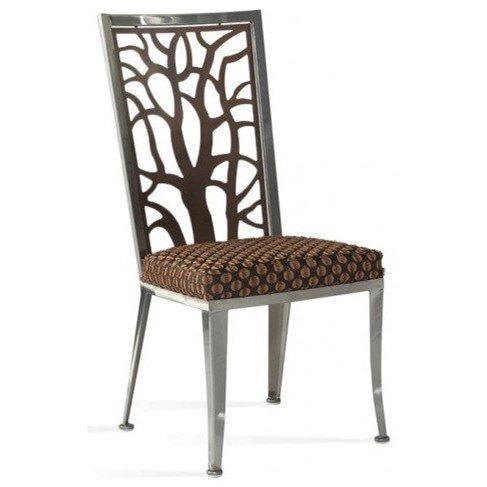 Luca Eden Dining Chair by Johnston Casuals at Dinette Depot
