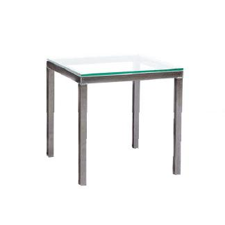 Parliament Metal End Table by Johnston Casuals at Sprintz Furniture