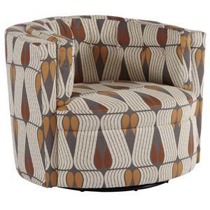 Jonathan Louis Mia Swivel Chair