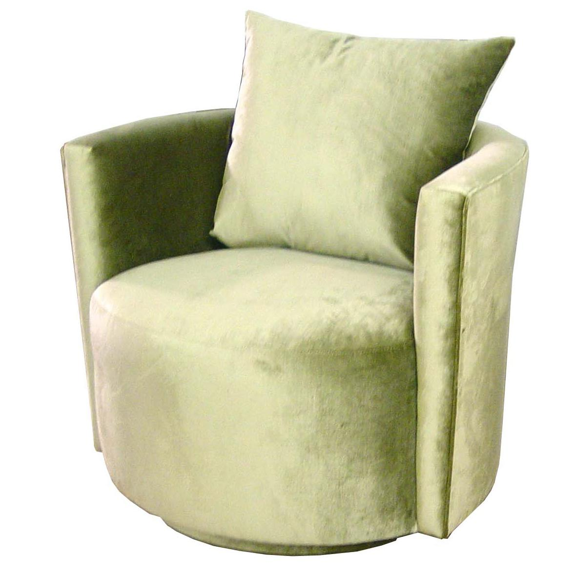 Spectrum Swivel Chair at Williams & Kay