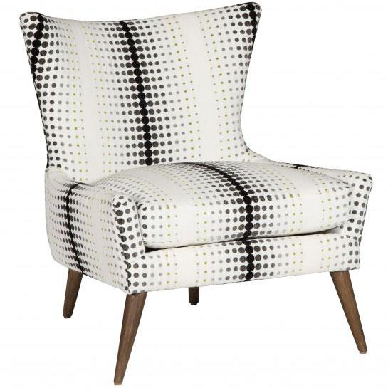Accentuates Contemporary Mike Accent Chair at Williams & Kay