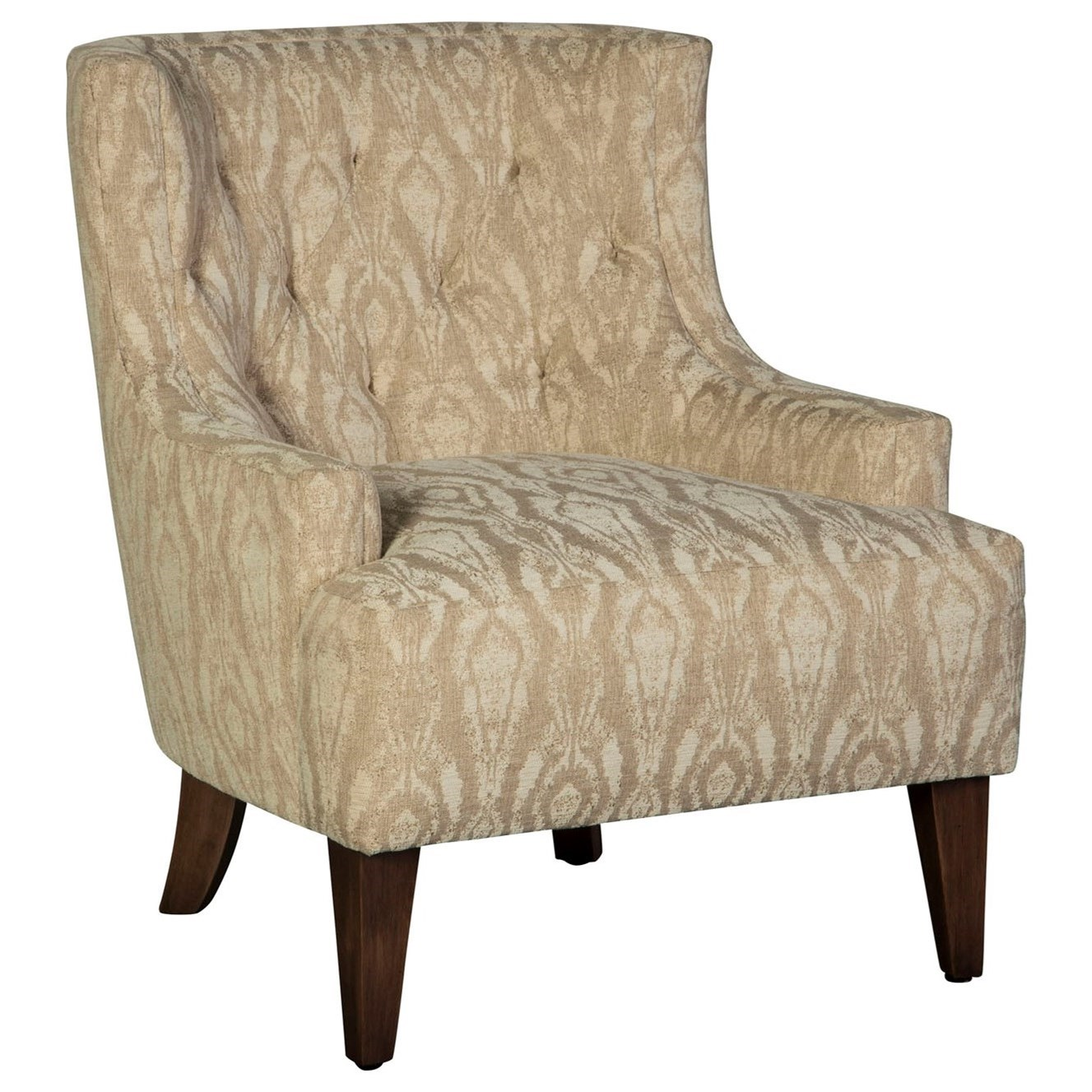 Accentuates Sedona Accent Chair by Jonathan Louis at Fashion Furniture