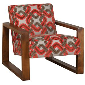 Jonathan Louis Accentuates Tyson Chair