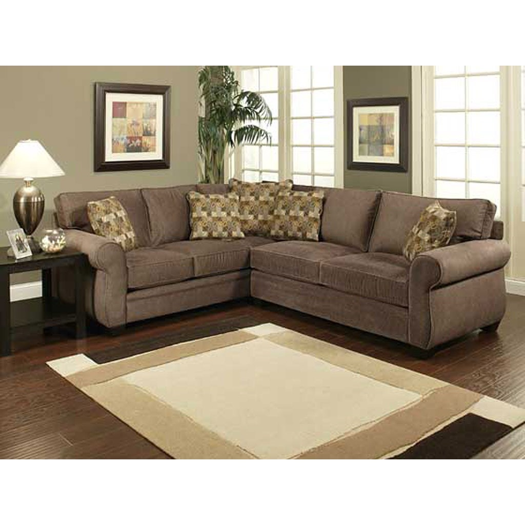 Alfred 2-Piece Sectional by Jonathan Louis at Fashion Furniture