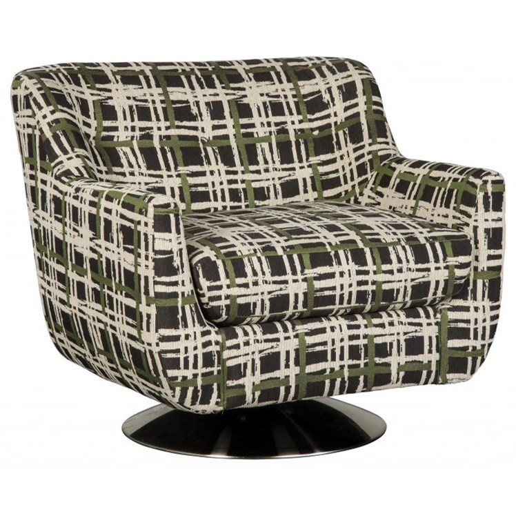 Azalea Swivel Chair at Williams & Kay