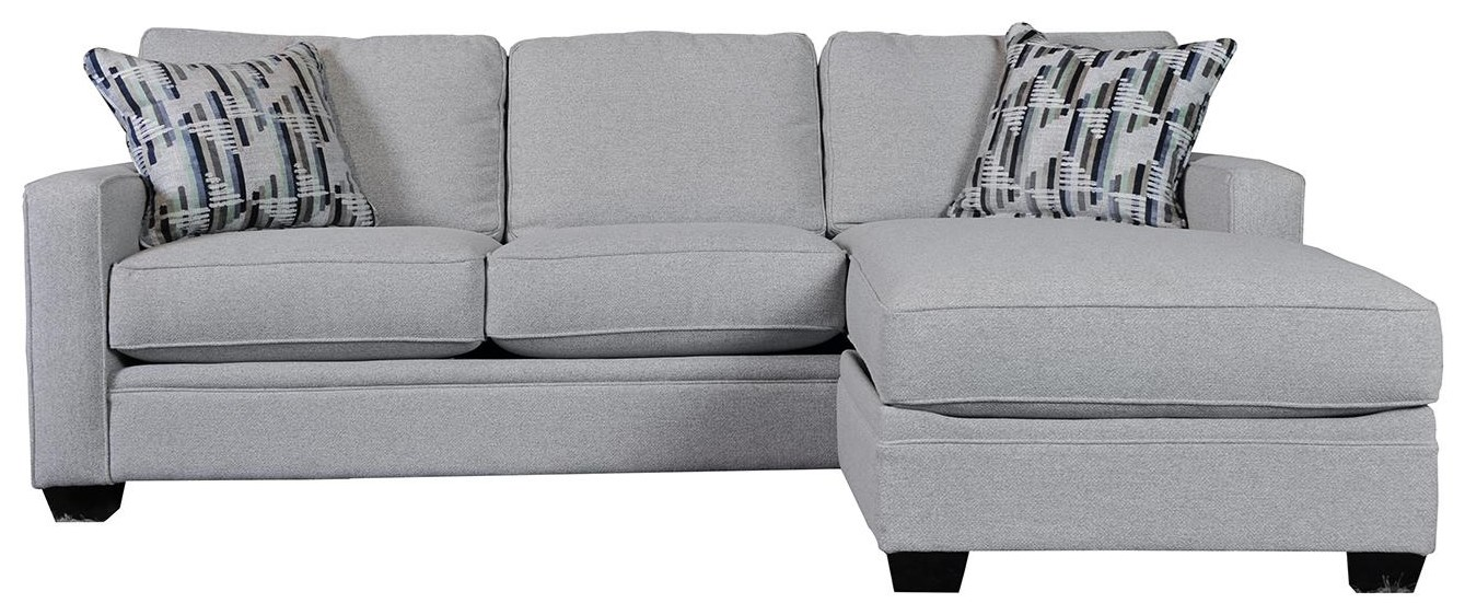Bailey Sofa with Chaise at Williams & Kay