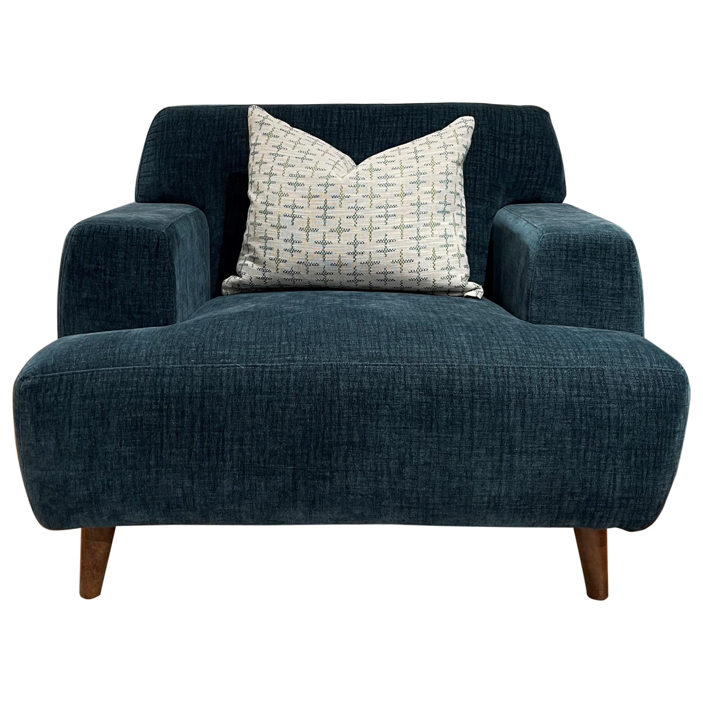 Banks Arm Chair by Jonathan Louis at HomeWorld Furniture