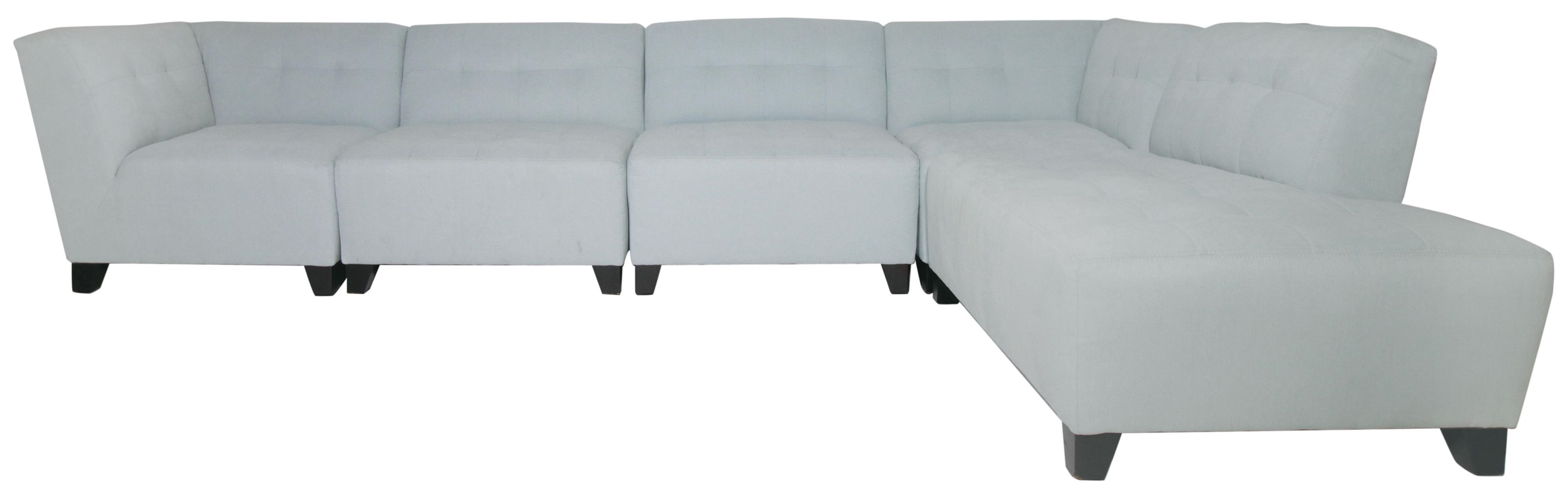 Belaire Sectional by Jonathan Louis at HomeWorld Furniture