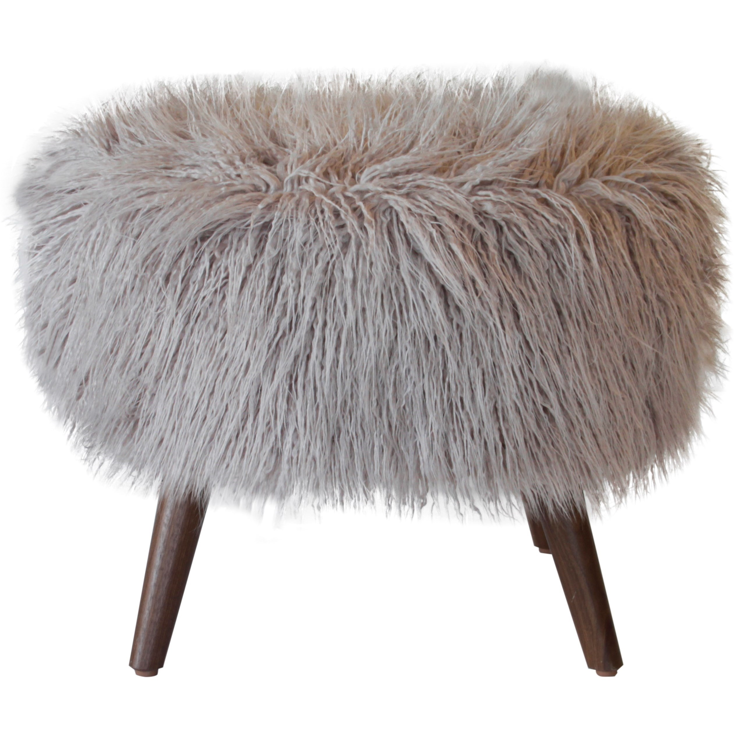 Bibi Accent Footstool by Jonathan Louis at HomeWorld Furniture