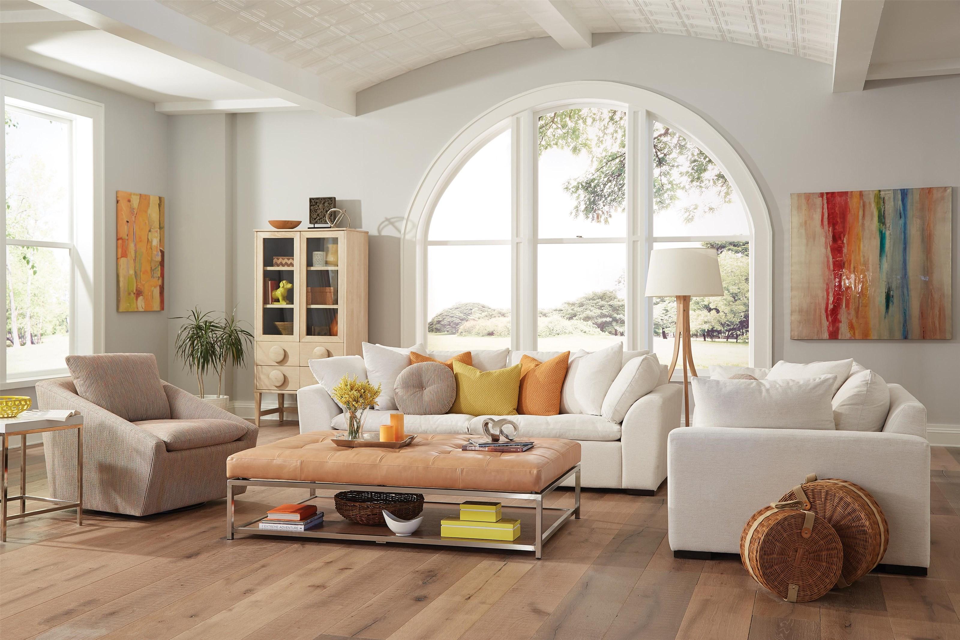 Bonham Sofa by Jonathan Louis at Stoney Creek Furniture
