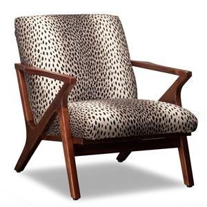 Brielle Wood Accent Chair
