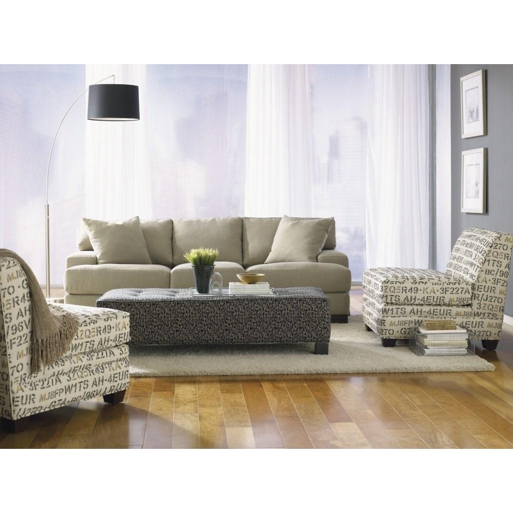 Burton  Living Room Group by Jonathan Louis at Michael Alan Furniture & Design