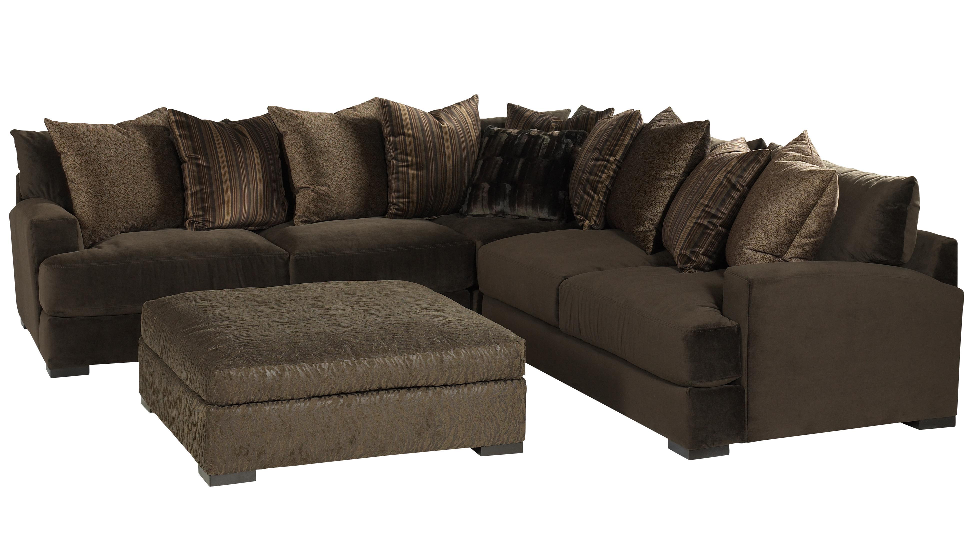 Carlin Stationary Sofa Sectional by Jonathan Louis at Stoney Creek Furniture