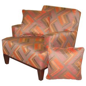 Unique Modern Accent Chair