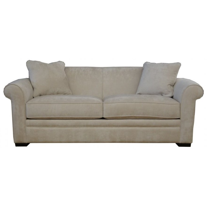 Comfy Loveseat by Jonathan Louis at Fashion Furniture