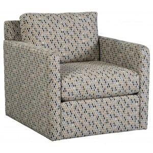 Casual Swivel Chair
