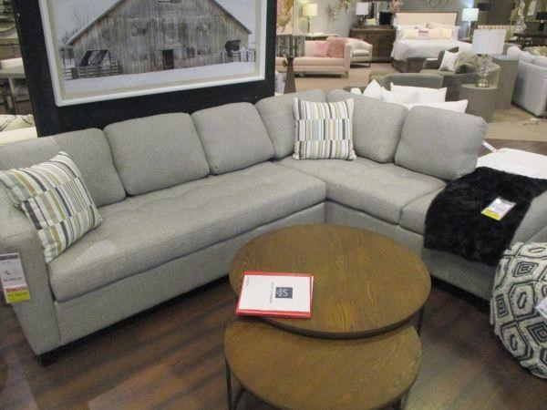 Dexter 4-Seat Sectional Sofa w/ LAF Sleeper by Jonathan Louis at Stoney Creek Furniture