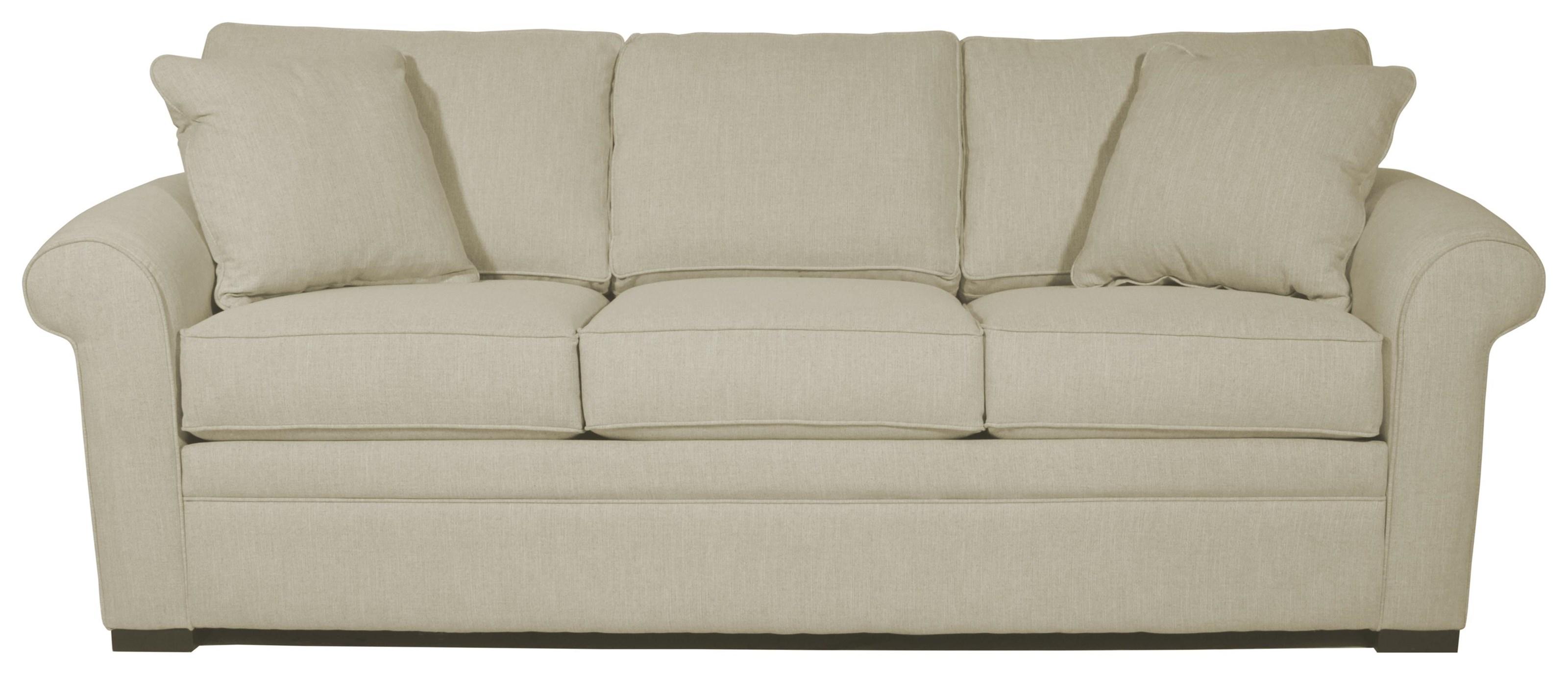 Dozy Queen Sofa Sleeper by Jonathan Louis at HomeWorld Furniture