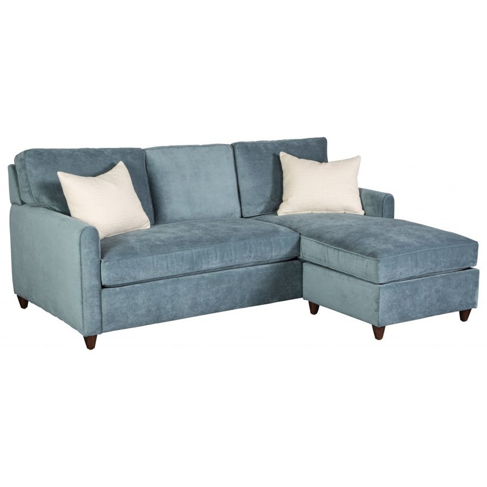 Emory Queen Sleeper Sofa with Chaise by Jonathan Louis at Stoney Creek Furniture