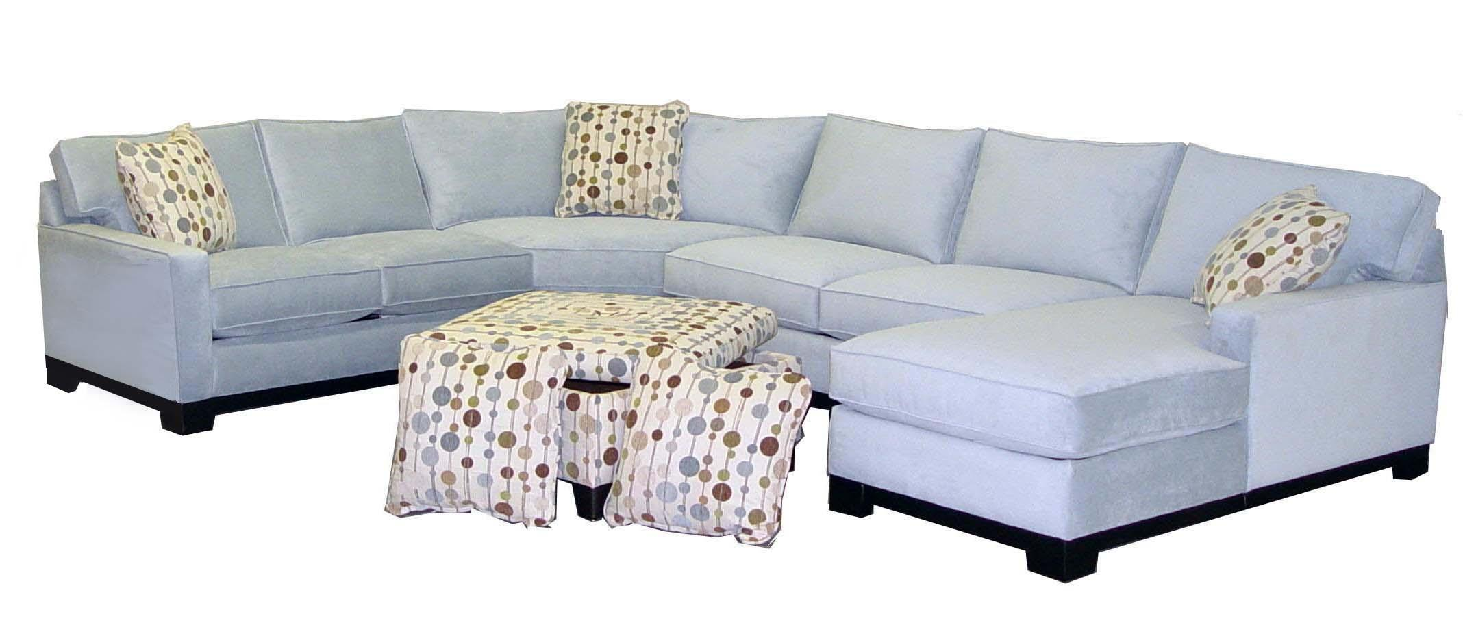 Gemini 4-Piece Sectional by Jonathan Louis at Fashion Furniture