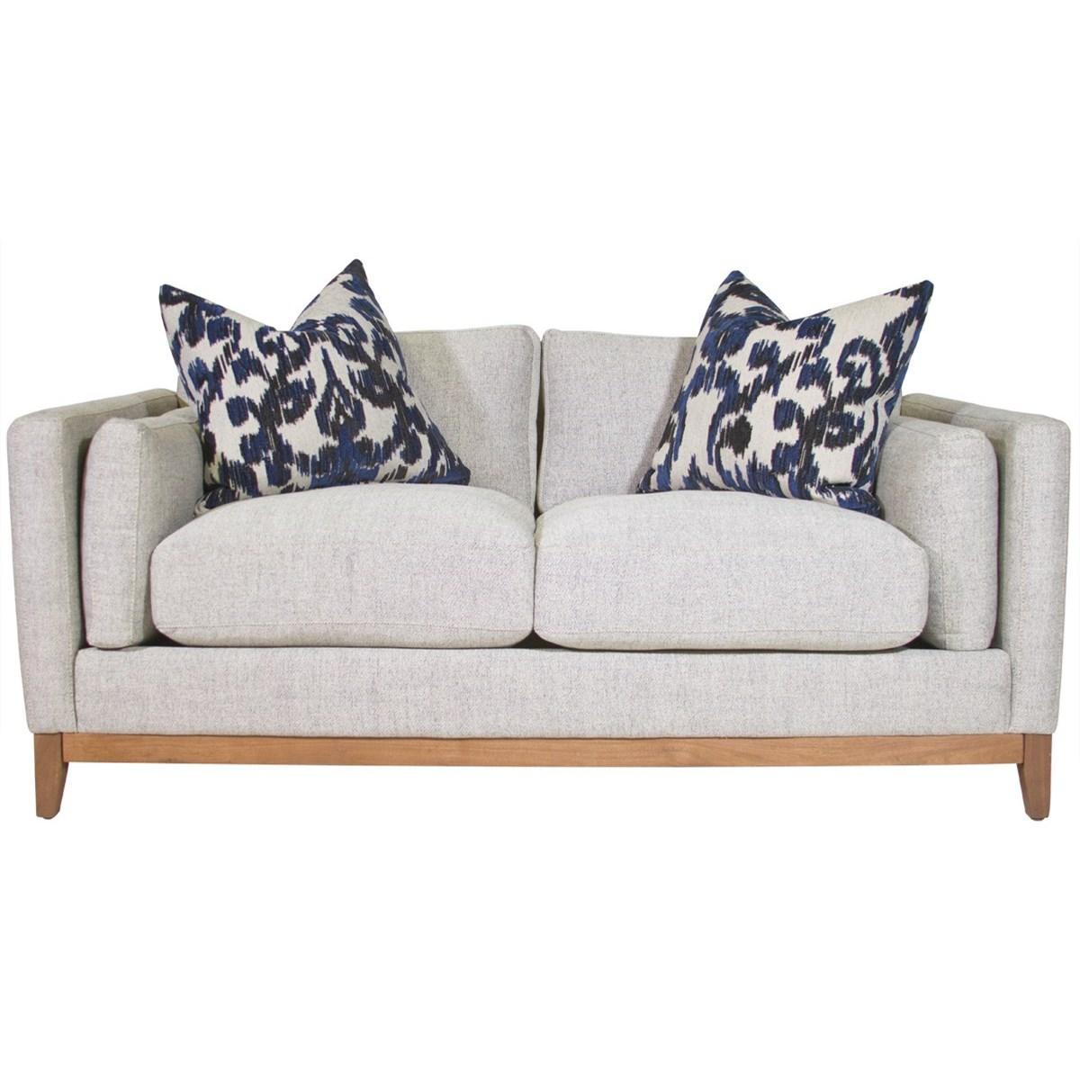 Kelsey Condo Sofa by Jonathan Louis at HomeWorld Furniture
