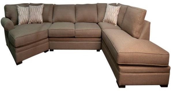 Linda Linda Sectional Sofa with Chaise by Jonathan Louis at Morris Home