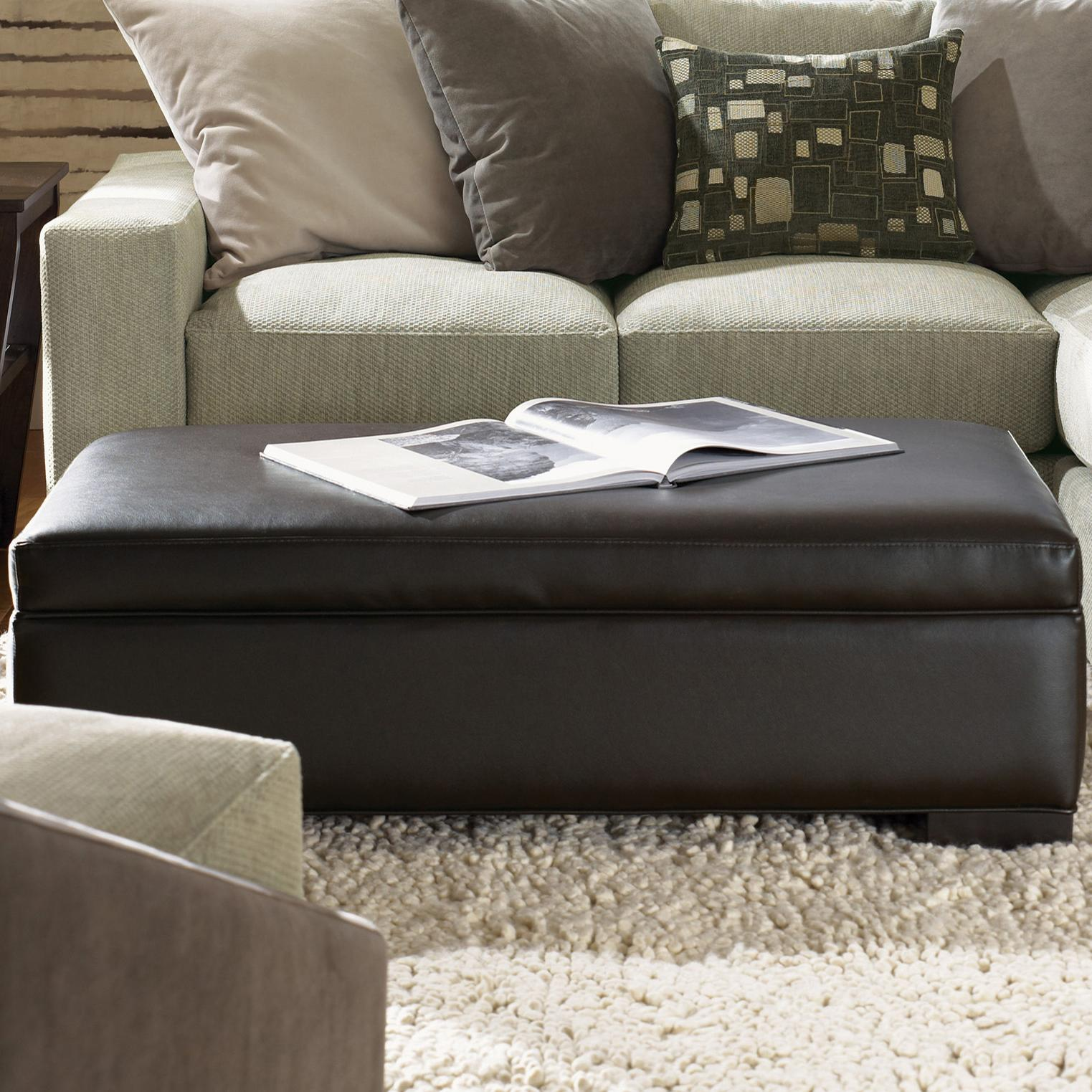 Lombardy Ottoman by Jonathan Louis at Michael Alan Furniture & Design