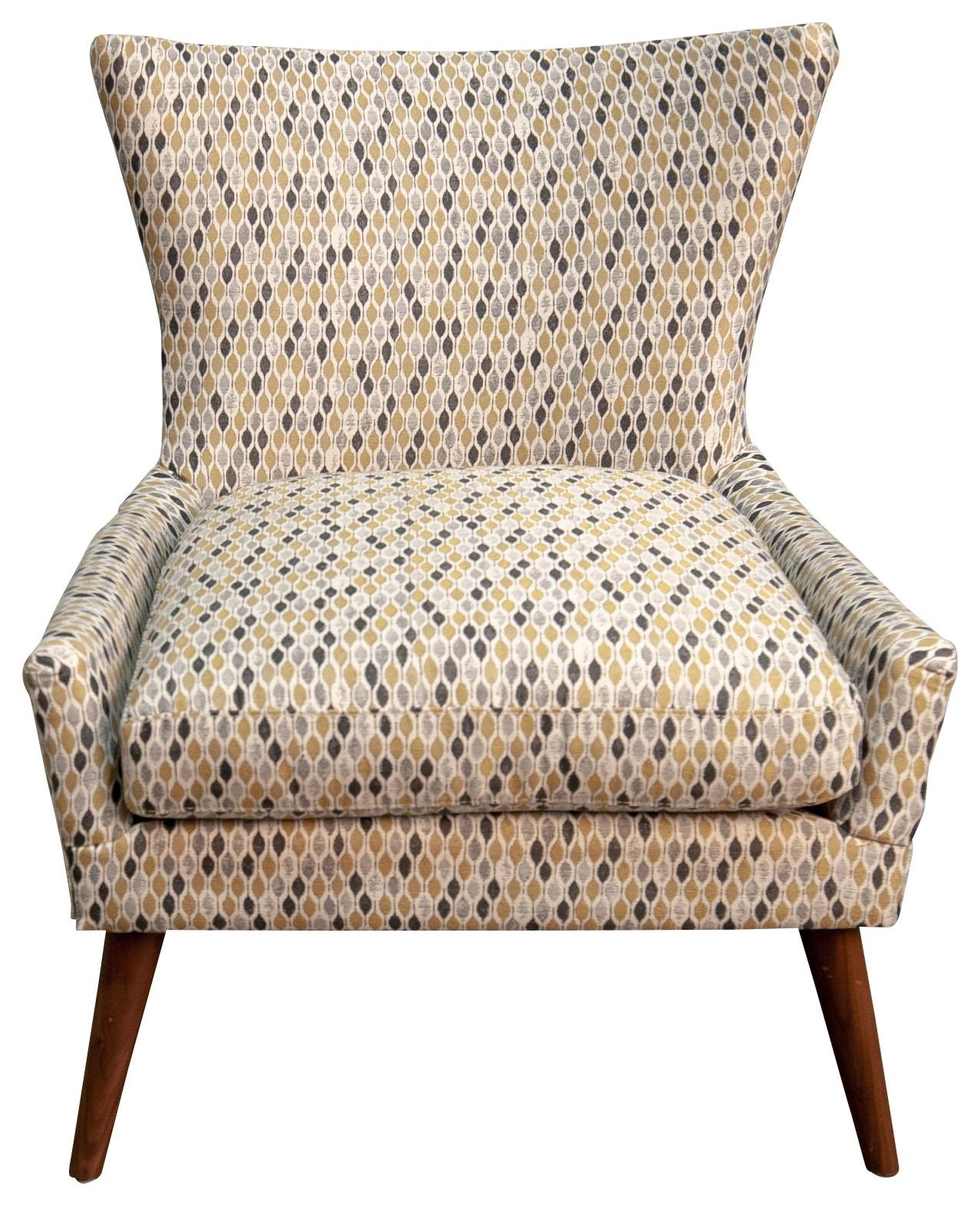 Mila Mila Accent Chair by Jonathan Louis at Morris Home