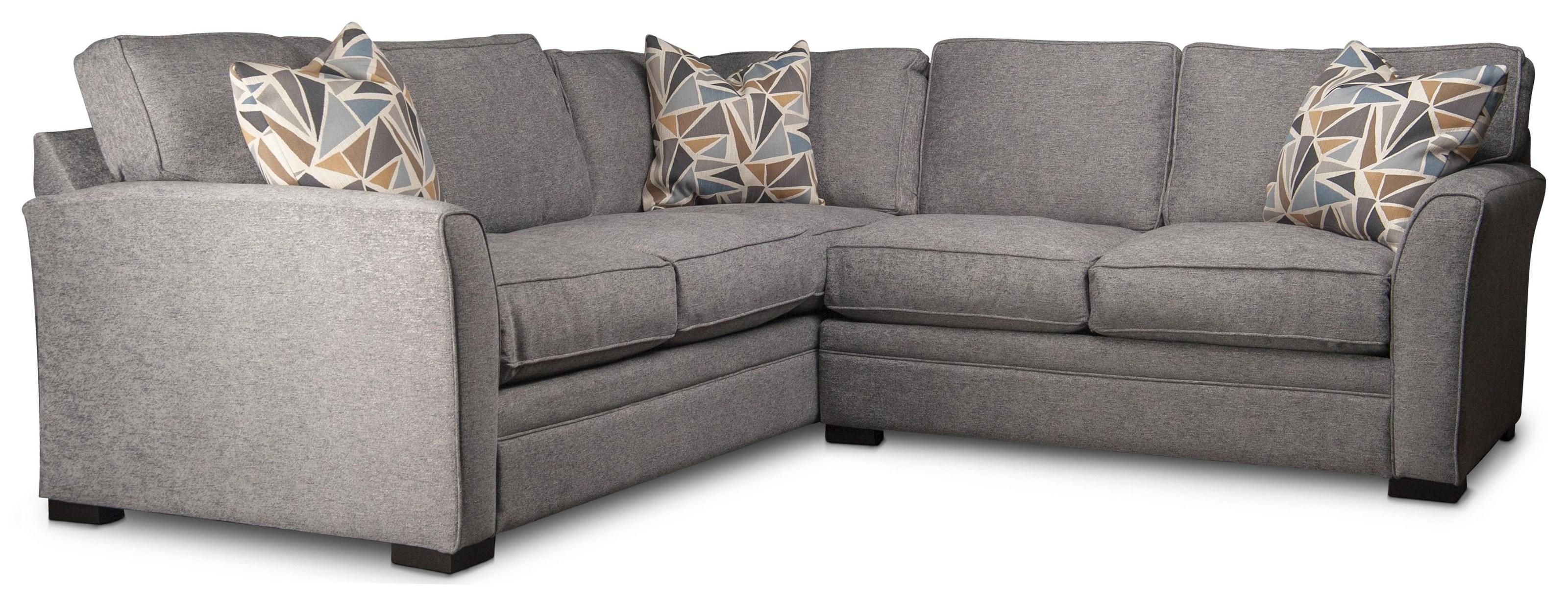Paisley Paisley Sectional Sofa by Jonathan Louis at Morris Home