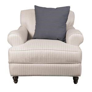 Classic Chair with Accent Pillow