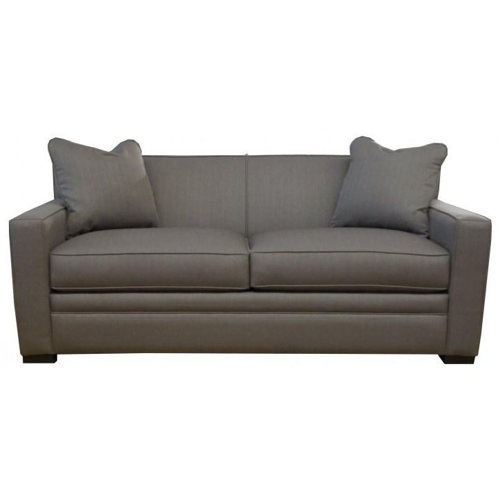 Sleepy Full Memory Foam Sleeper Sofa by Jonathan Louis at Fashion Furniture
