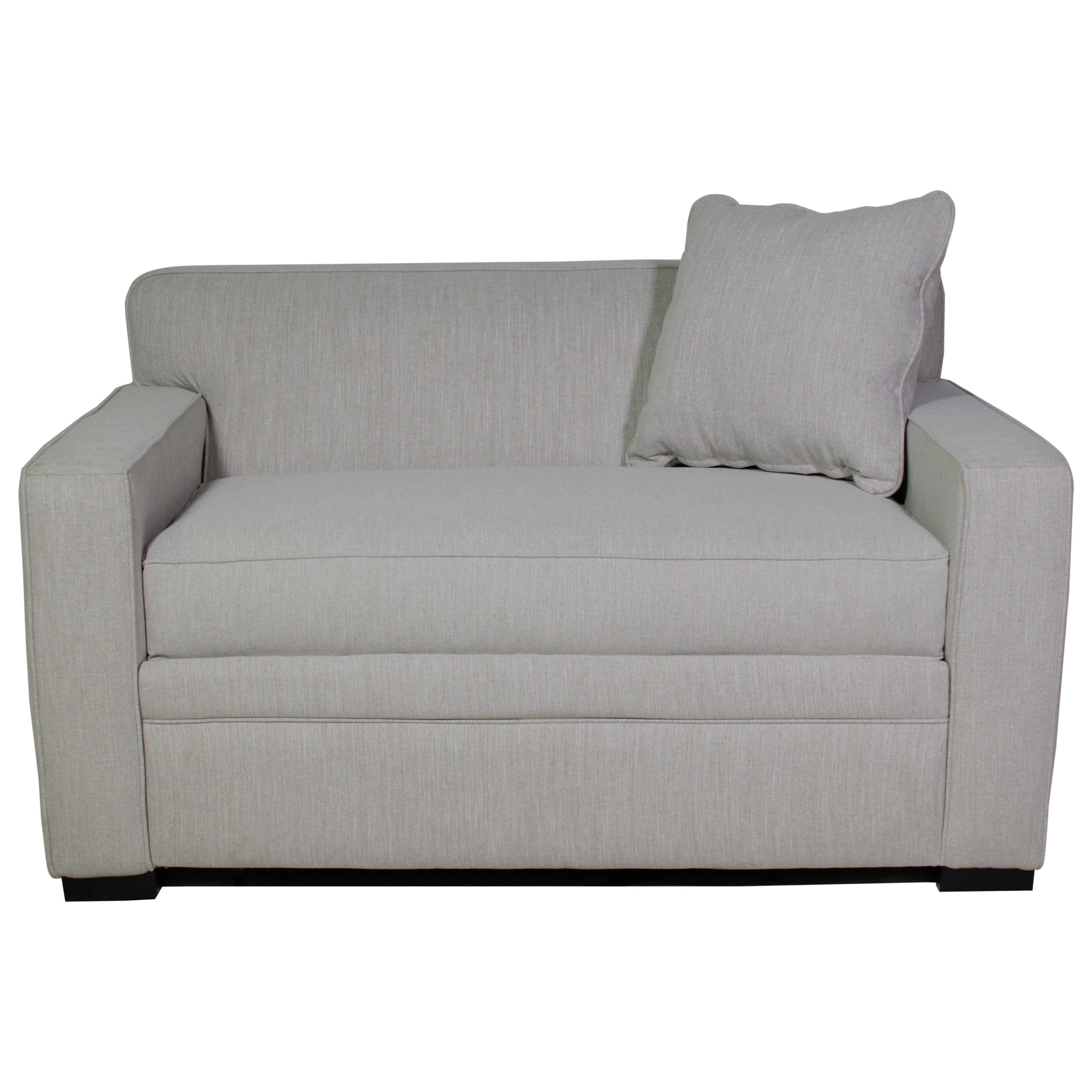 Sleepy Twin Pillow Top Sleeper Chair by Jonathan Louis at Fashion Furniture