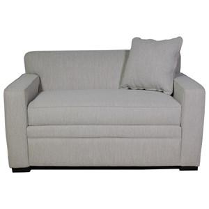Twin Memory Foam Sleeper Chair