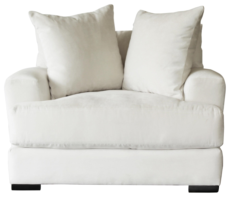 Stella Arm Chair by Jonathan Louis at HomeWorld Furniture