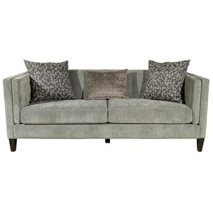 Traditional Sofa with Tufting