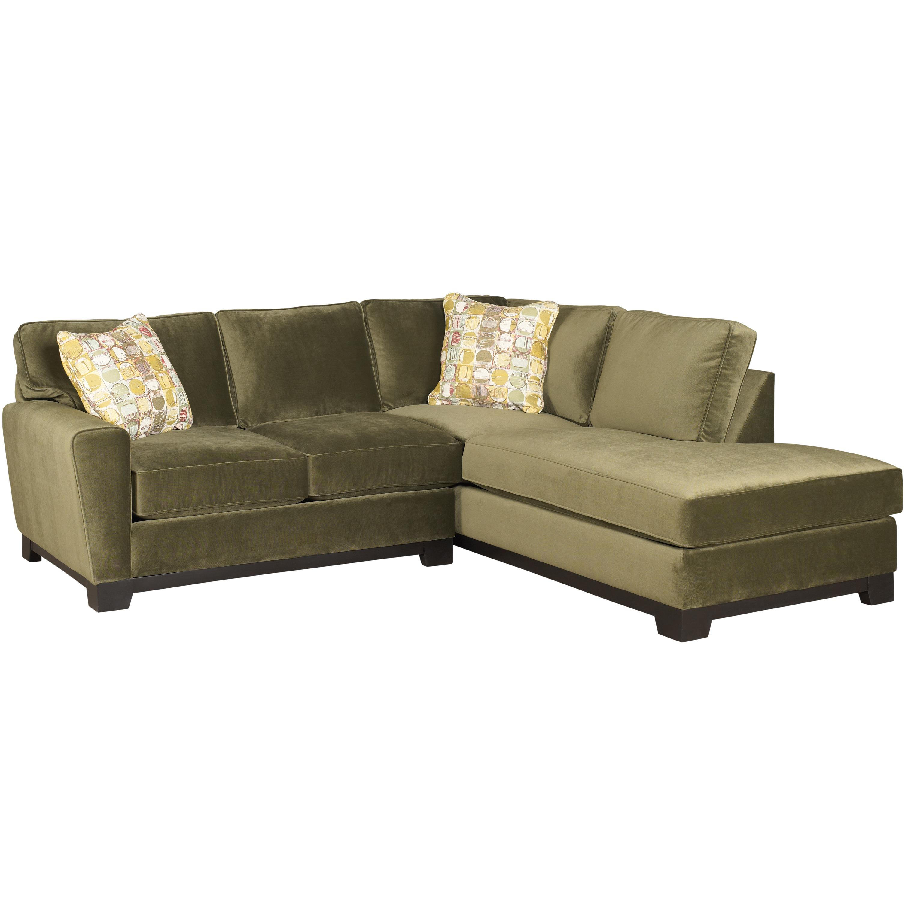 Choices - Taurus 3-Piece Chaise Sectional by Jonathan Louis at Stoney Creek Furniture