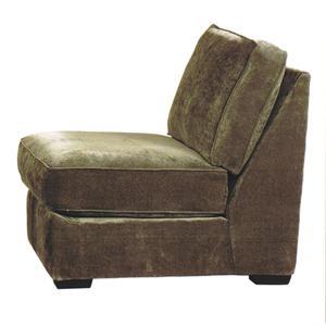 Jonathan Louis Tyler  Armless Chair