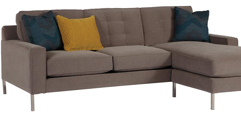 Westminster Rev Chaise Sofa by Jonathan Louis at Fashion Furniture
