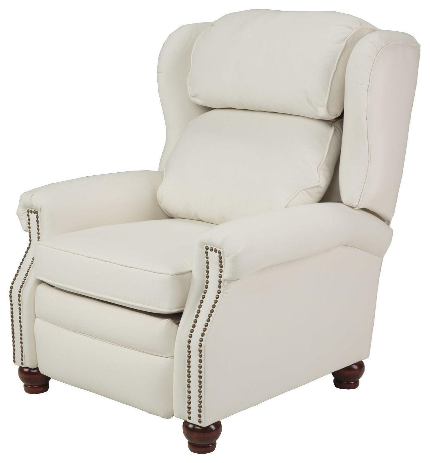 Bradley Wingback Recliner by Justice Furniture & Bedding at Crowley Furniture & Mattress