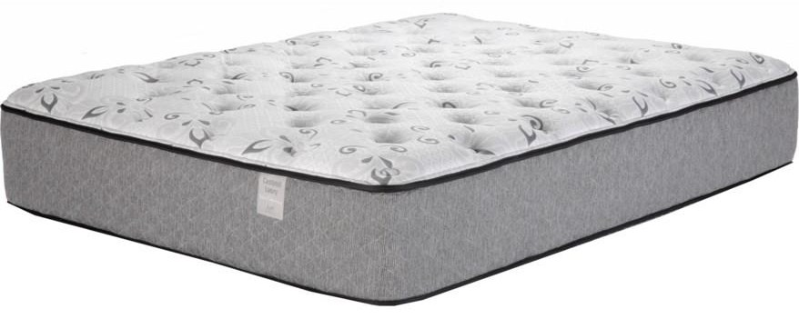 Justice Castlehill Qn Castlehill Lux+Ergo Base by Justice Furniture & Bedding at Crowley Furniture & Mattress