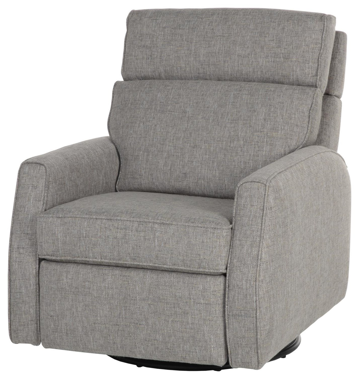 Chelsea Swivel Recliner by Justice Furniture & Bedding at Crowley Furniture & Mattress